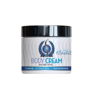 Body Cream with Natural Toning - latcosmic